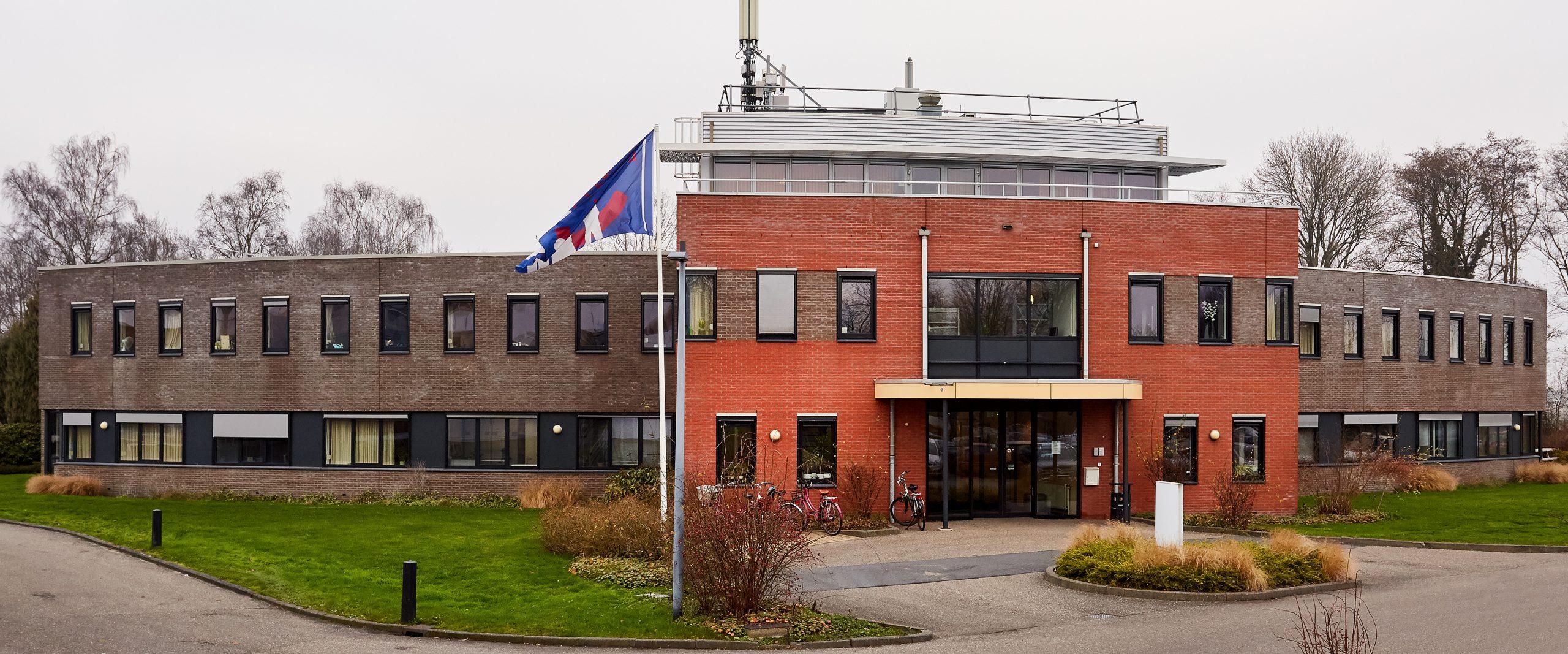 Jonx Stadskanaal voorkant gebouw